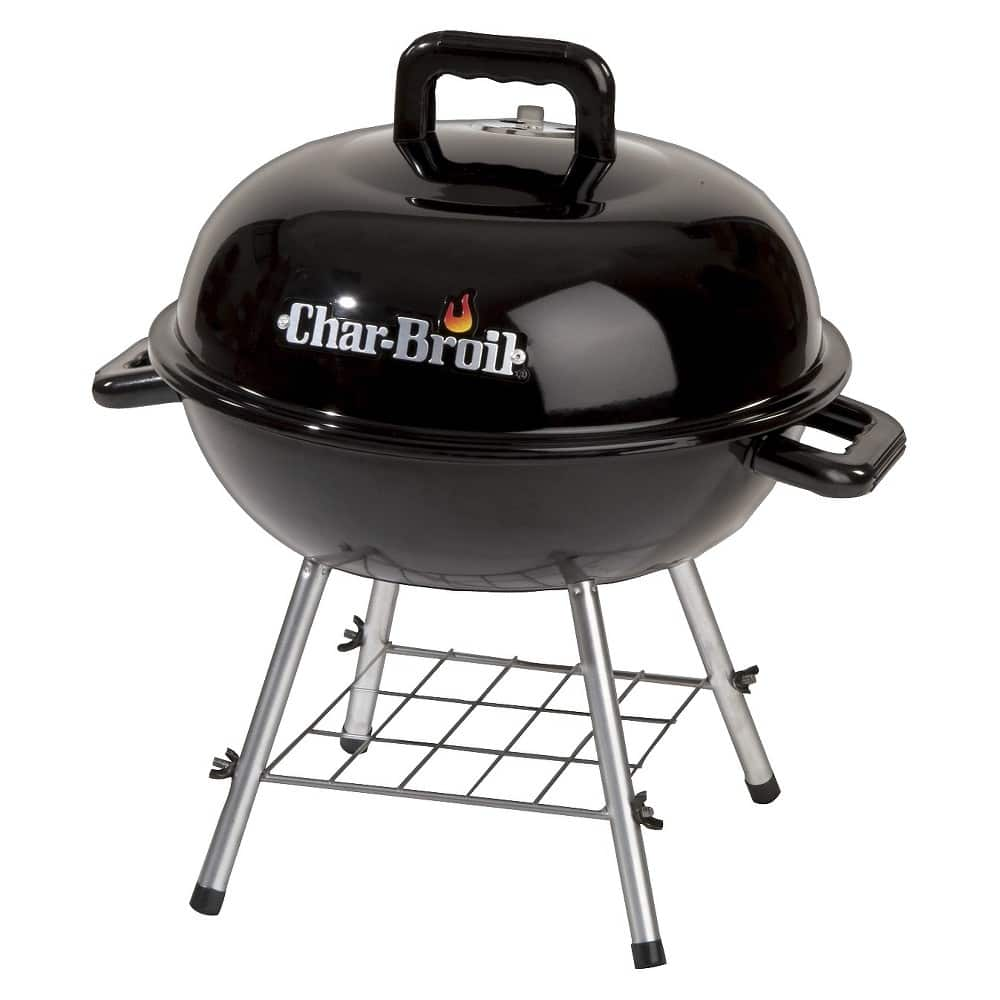 """Char-Broil 14"""" Charcoal Grill $9 Target"""