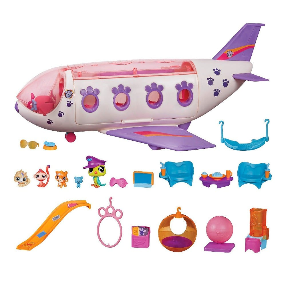 Littlest Pet Shop Jet Toy $14.67 Target