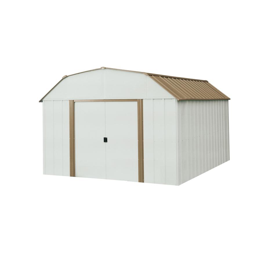 Arrow 10' x 14' Galvanized Steel Shed $499 + FS Home Depot