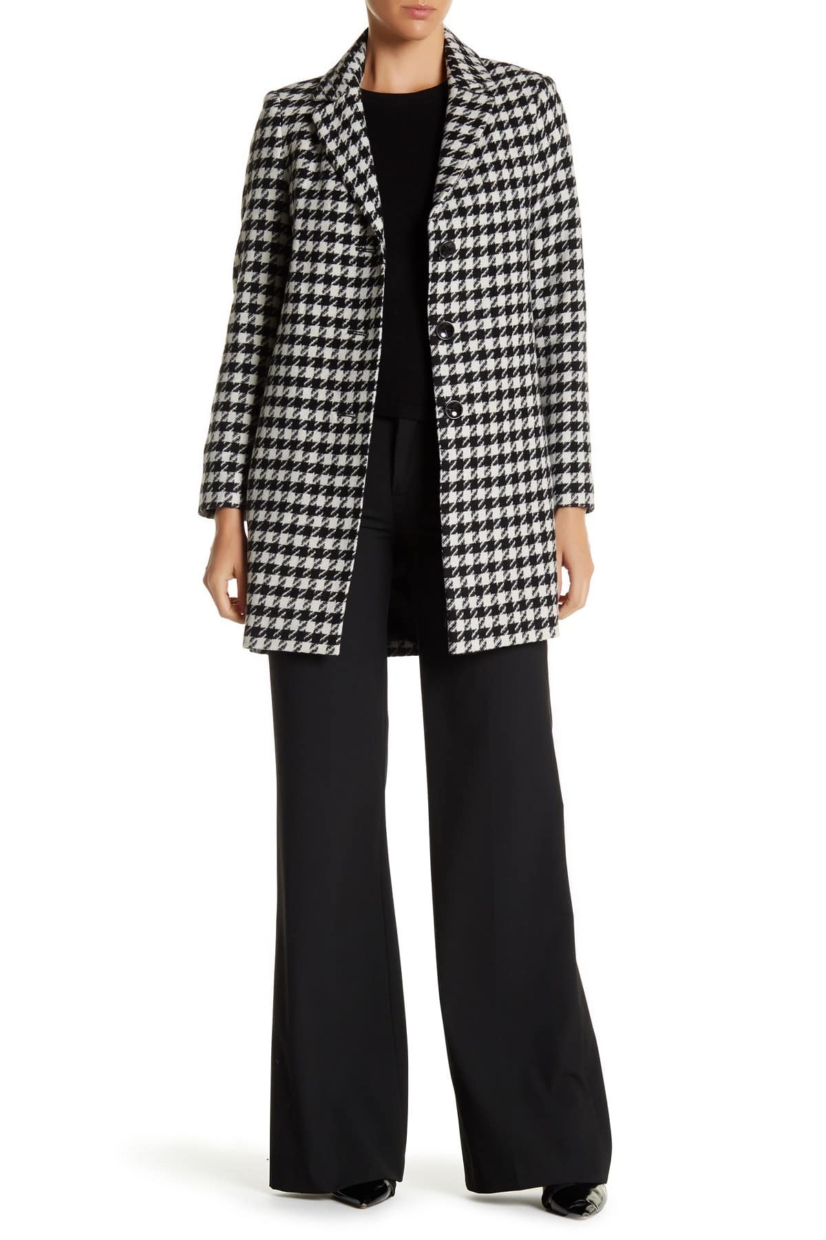 Save ~90% on DKNY Ladies' Coats @ Nordstrom Rack (from $27)