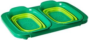 Amazon - Squish Double Over the Sink Colander $10