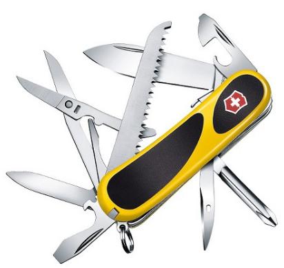 Victorinox EvoGrip 15-Tool Swiss Army Knife - $20.68  @ Target