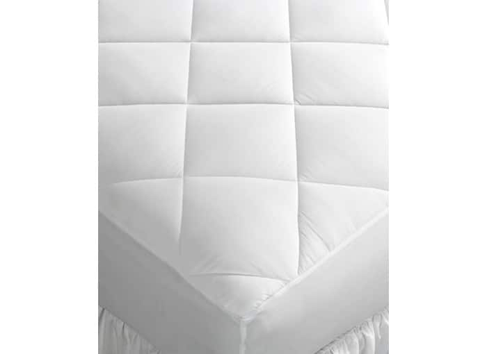 Macy 39 s home design mattress pads down alternative fiber fill any size 20 - Home design mattress pads ...