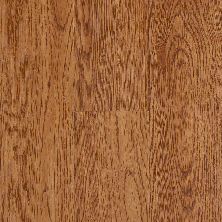 Lowes Style Selections In X In Golden PeelandStick Oak - Stick down hardwood flooring