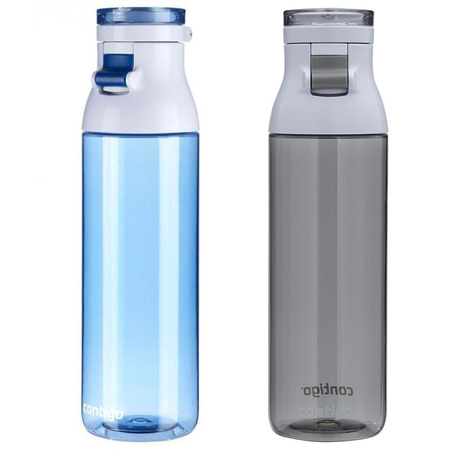 Lowe's: Contigo 24-fl oz Plastic Water Bottle (2-Pack) $9 YMMV