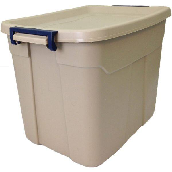 Lowe's: 18-Gallon Storage Tote w/ Lid from $2.60 (Save 60%) YMMV