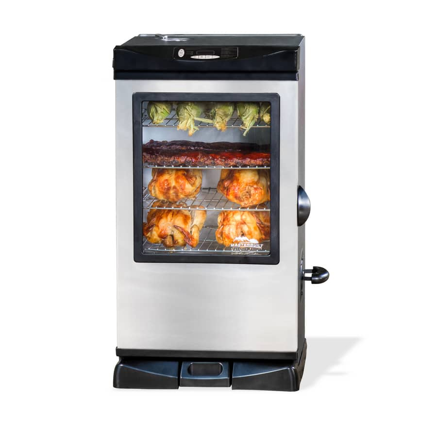 Lowe's: Masterbuilt JMSS 800-Watt Electric Vertical Smoker $161 (YMMV)