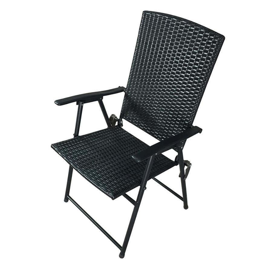 Lowe's: Garden Treasures Brown Steel Folding Patio Conversation Chair $10 (Save 75%) YMMV