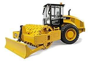 Target: Bruder CAT Vibratory Soil Compactor with Leveling Blade Toy $37.62 + Free Shipping
