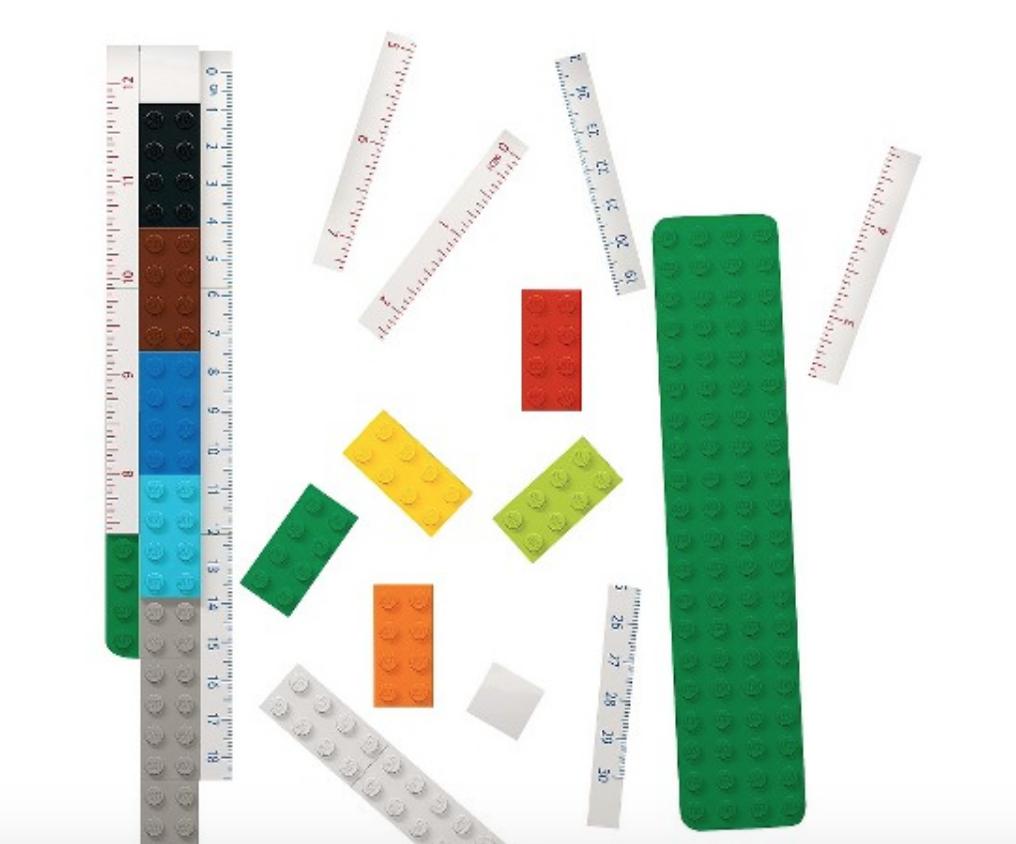 Target: LEGO Convertible Ruler $7.98