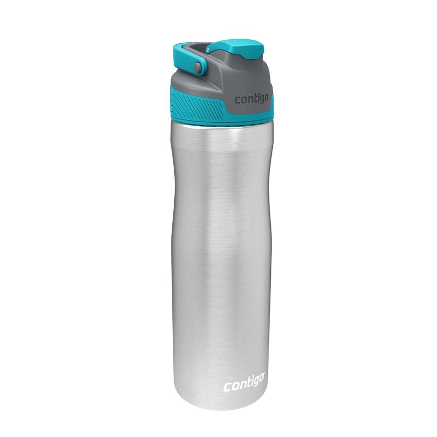 Lowe's: Contigo AutoSeal Chill Scuba 24-fl oz Stainless Steel Water Bottle $9.98 YMMV