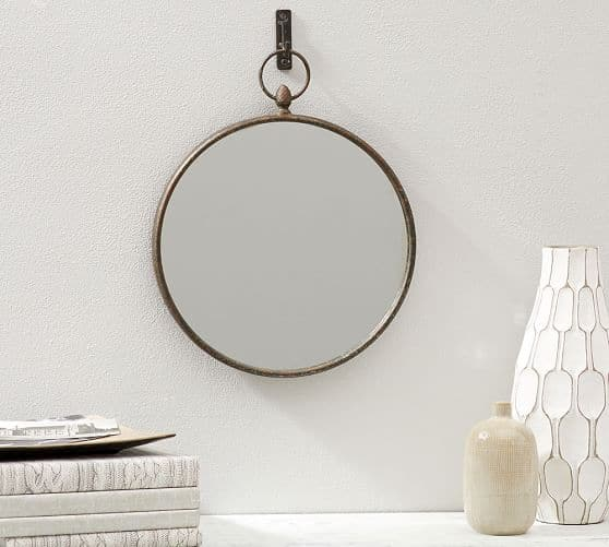 Pottery Barn: Weston Accent Mirror $15 (Includes Shipping)