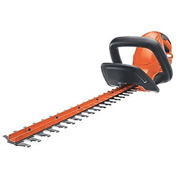 Amazon: BLACK+DECKER HT20 3.8-Amp Hedge Trimmer, 20-Inch $31.48 + Free Shipping