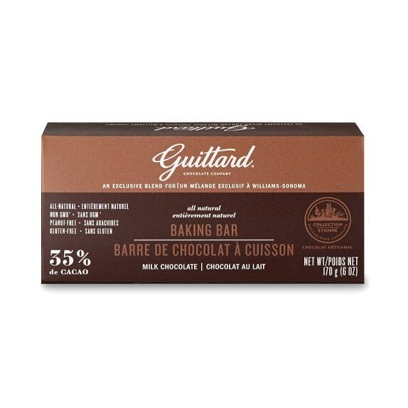 Williams-Sonoma: Guittard Premium Chocolate Baking Bars $3 (Reg $13) + Free Store Pick-up