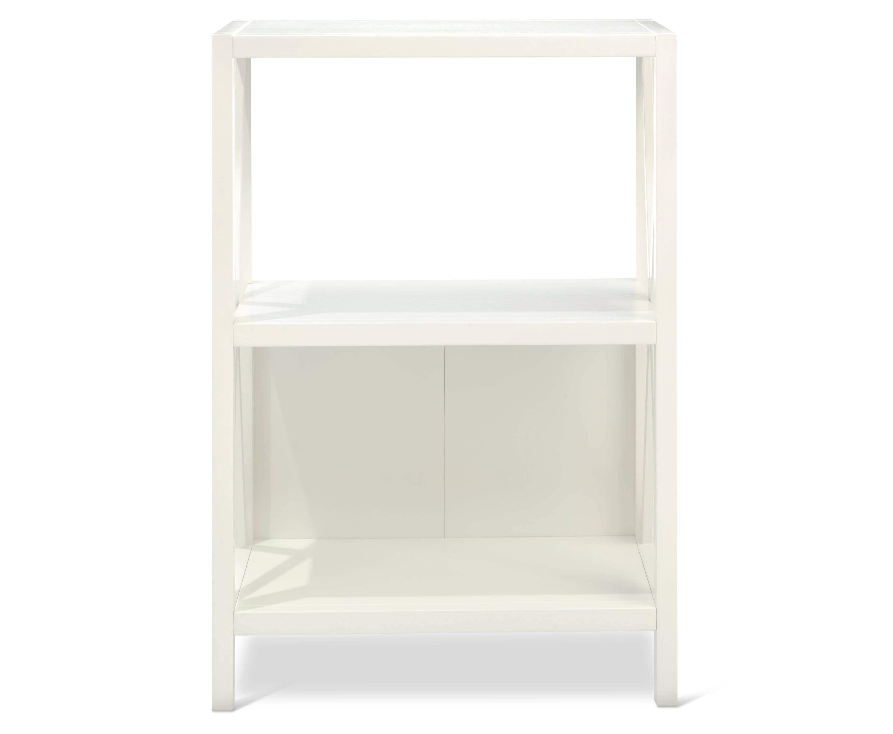 Target Hamilton 2 Shelf Bookcase Off White 26 98 Free