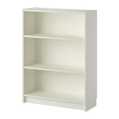 IKEA: BILLY Bookcase (White) $39