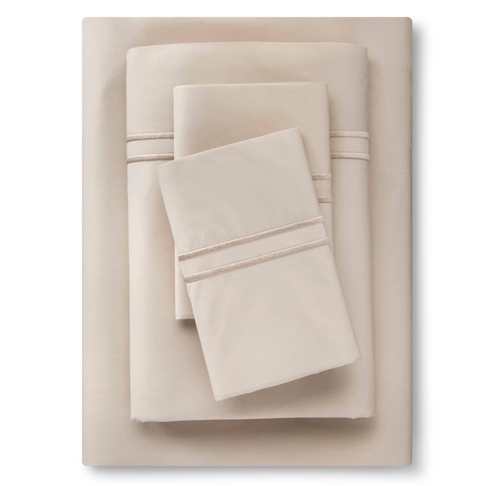 Fieldcrest Luxury Target Sheets: Fieldcrest Supima Cotton Hotel Sheet Set: Cal King $38.25