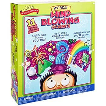Amazon: Scientific Explorer My First Mind Blowing Science Kit $8.22