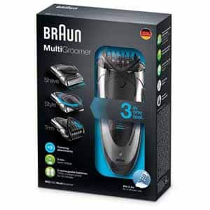 Fry's Electronics: Braun Wet & Dry Multi Groomer Shaver (Model # MG5090) $31 A/R + Free Shipping