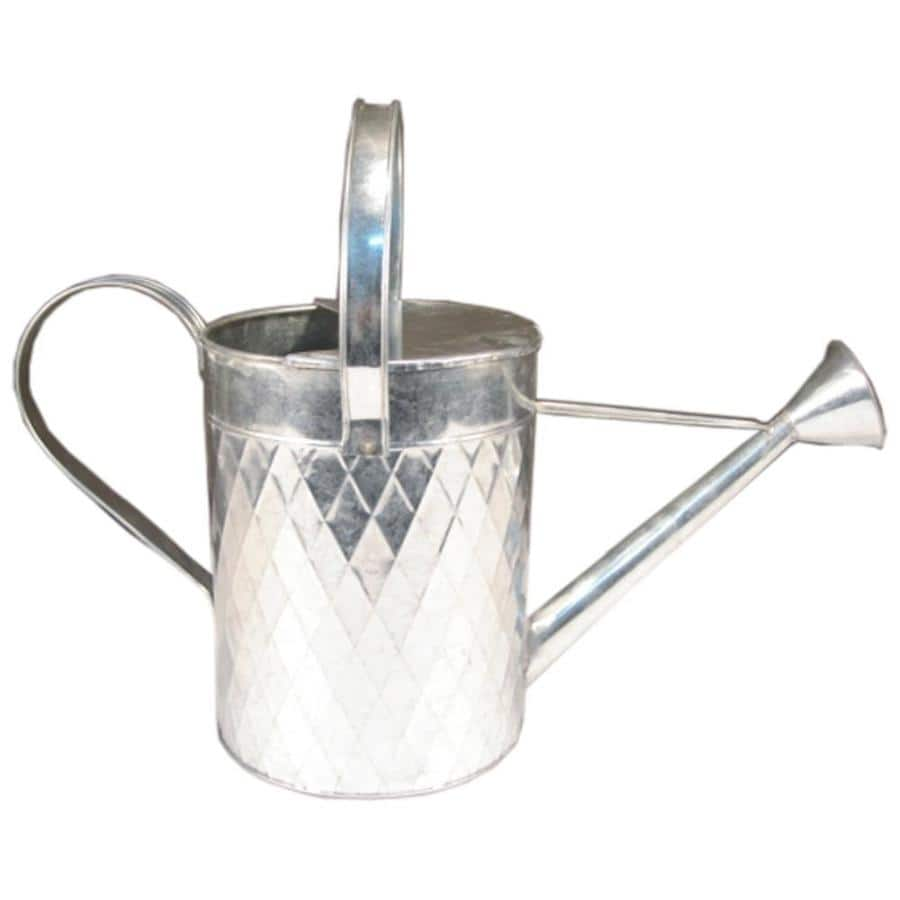 Lowe's: 1.8-Gallon Galvanized Metal Traditional Watering Can $3.40 YMMV!