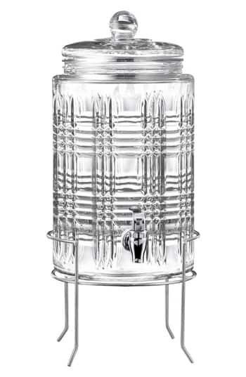 Nordstrom: American Atelier Glass Beverage Dispenser & Stand $20 + Free Shipping (Save 60%)