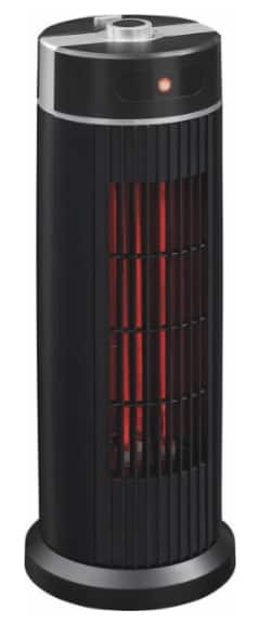 Best Buy: Duraflame Oscillating Tower Heater $34.99 (Save 50%)
