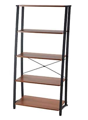 Staples Gillespie 5-Shelf Bookcase $31.67 (Reg. $100) YMMV