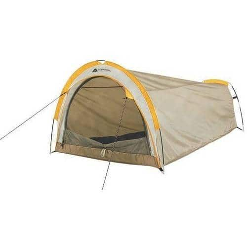 Walmart: Ozark Trail 1-Person Lightweight Backpacking Tent (2017 Version) $10