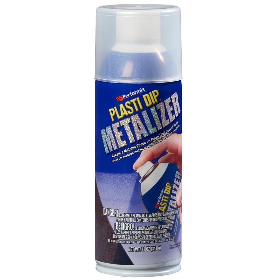 Lowe's: Plasti Dip Spray Metalizer (Silver) $1.37 (Save 75%) YMMV
