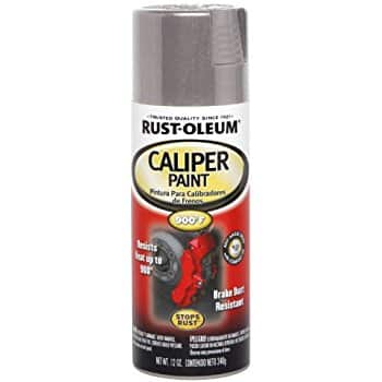 Amazon Add-On: Rust-Oleum Automotive Caliper Paint Spray (Silver) $2.76