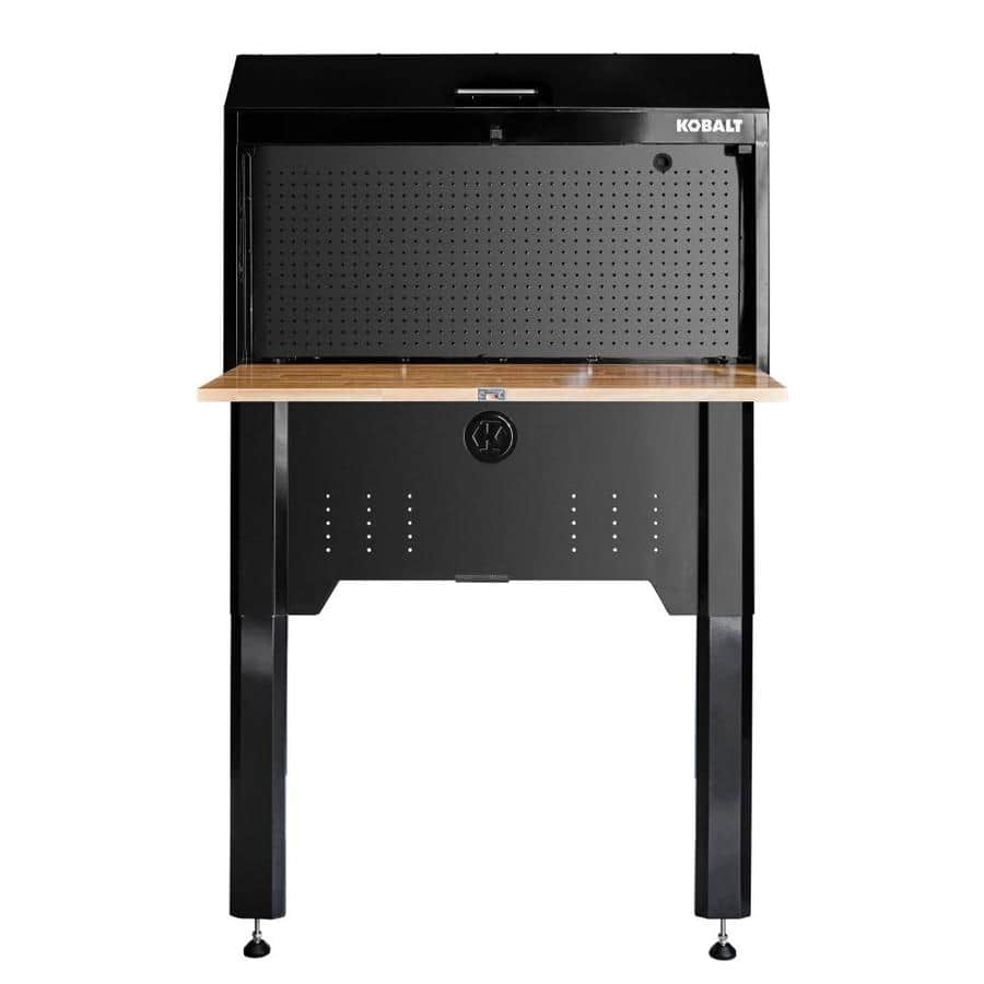 Lowe's: Kobalt 45-in W x 36-in H Adjustable Wood Work Bench $64.50 (Save 50%)