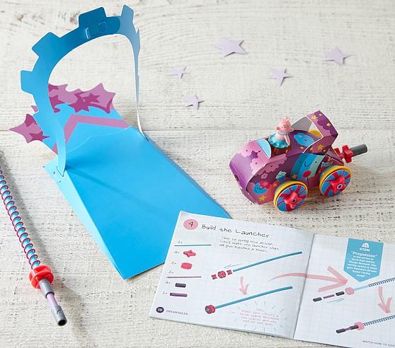 Pottery Barn Kids: Katinka's Dream Racer Construction Kit $2.99 + Free Shipping