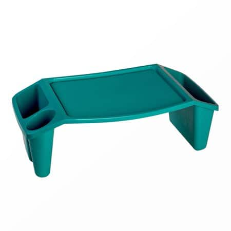 Walmart: Multi-Purpose Large Lap Tray (Turquoise) $3.88