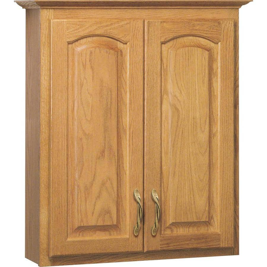 Lowe's: Bathroom Wall Cabinets from $39 (YMMV)