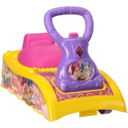 Target: Shimmer and Shine Magic Carpet Ride-On Toy $13.74