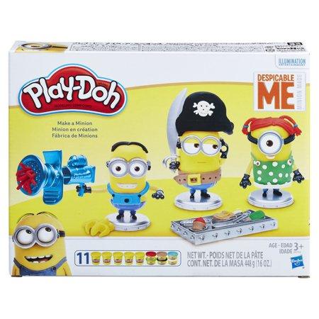 Walmart: Play-Doh Despicable Me Make A Minion Set $4.99 (Reg. $14.96)