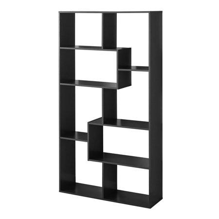 Mainstays 8 Cube Bookcase White Or Espresso