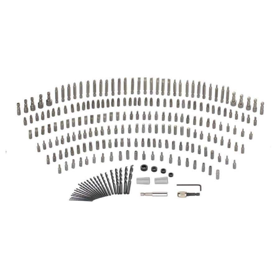 Lowe's: Kobalt 230-Piece Screwdriver Bit Set $19.98