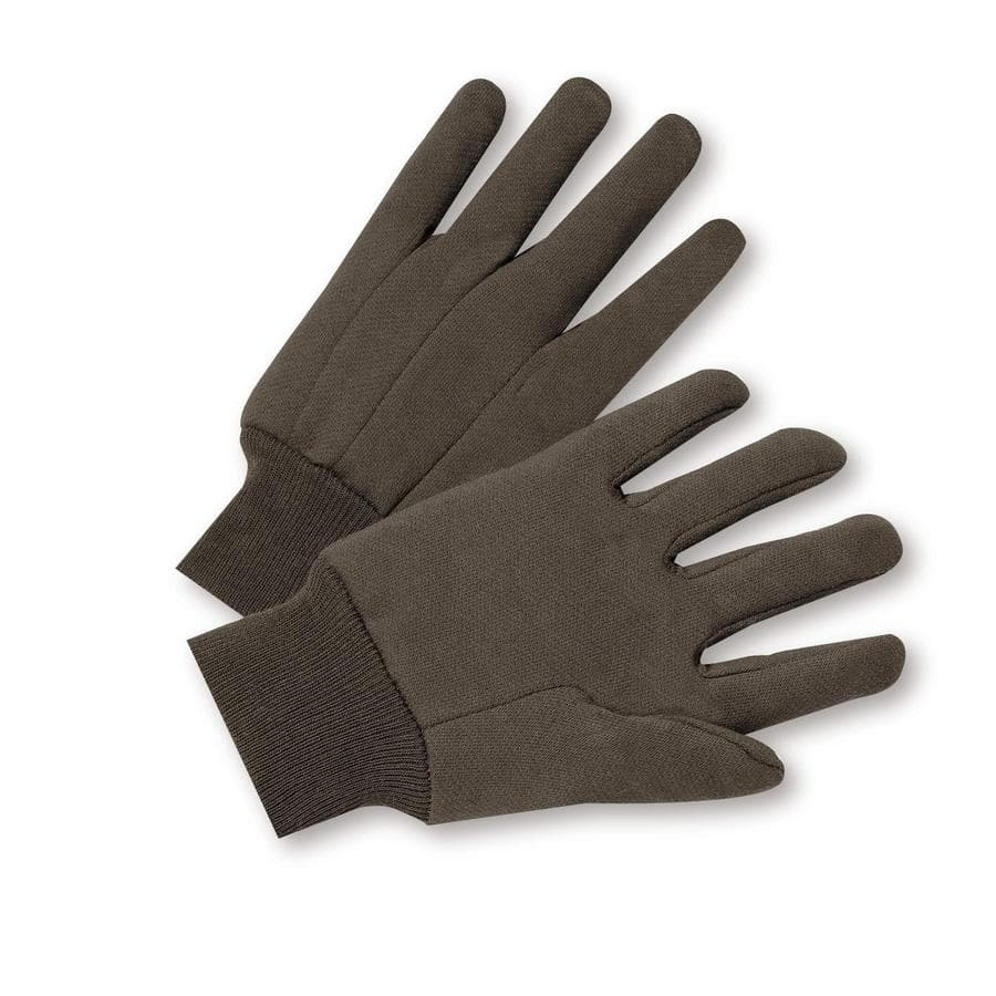 Lowe's: Blue Hawk Large Men's Cotton Work Gloves $0.32 YMMV (And More)