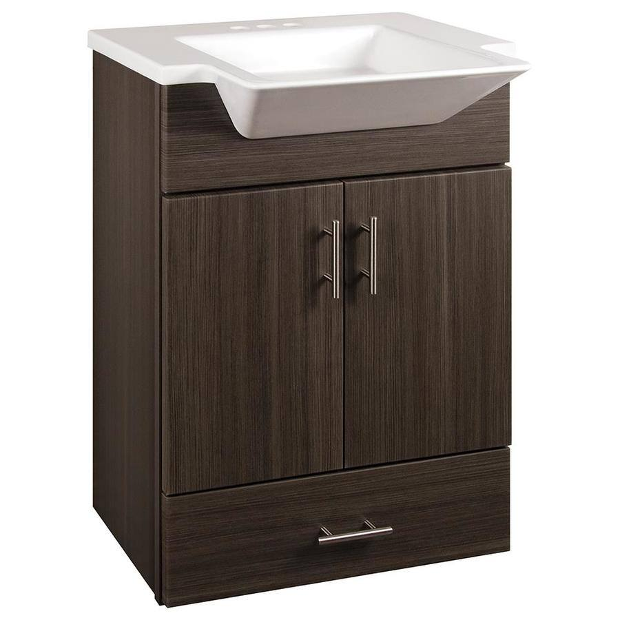 Fantastic Lowes Style Selections Euro 24 5 In Gray Single Sink Download Free Architecture Designs Xerocsunscenecom