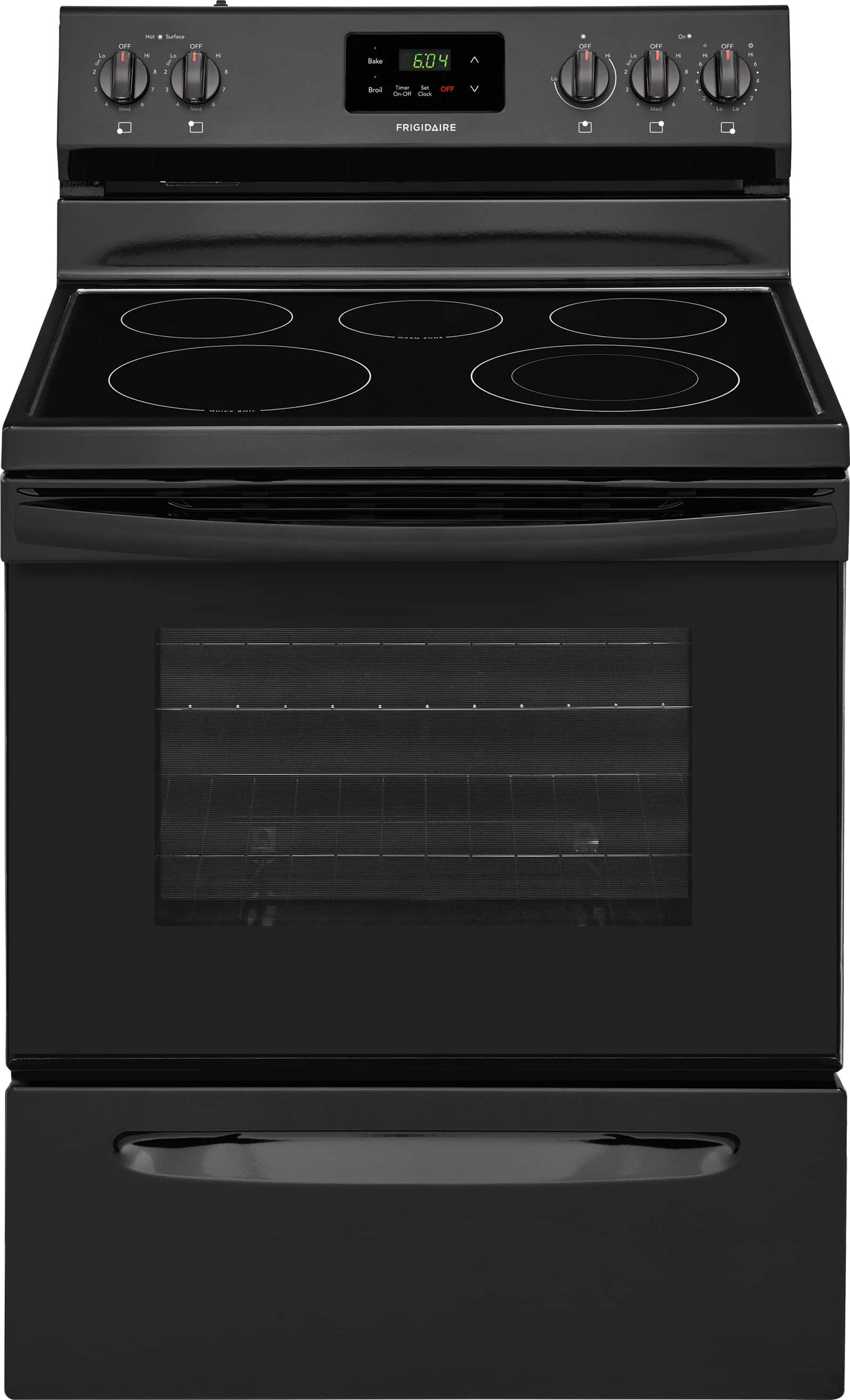 Lowe's: Frigidaire Smooth Surface 5-Element 4.9-cu ft Freestanding Electric Range $499 + Free Shipping