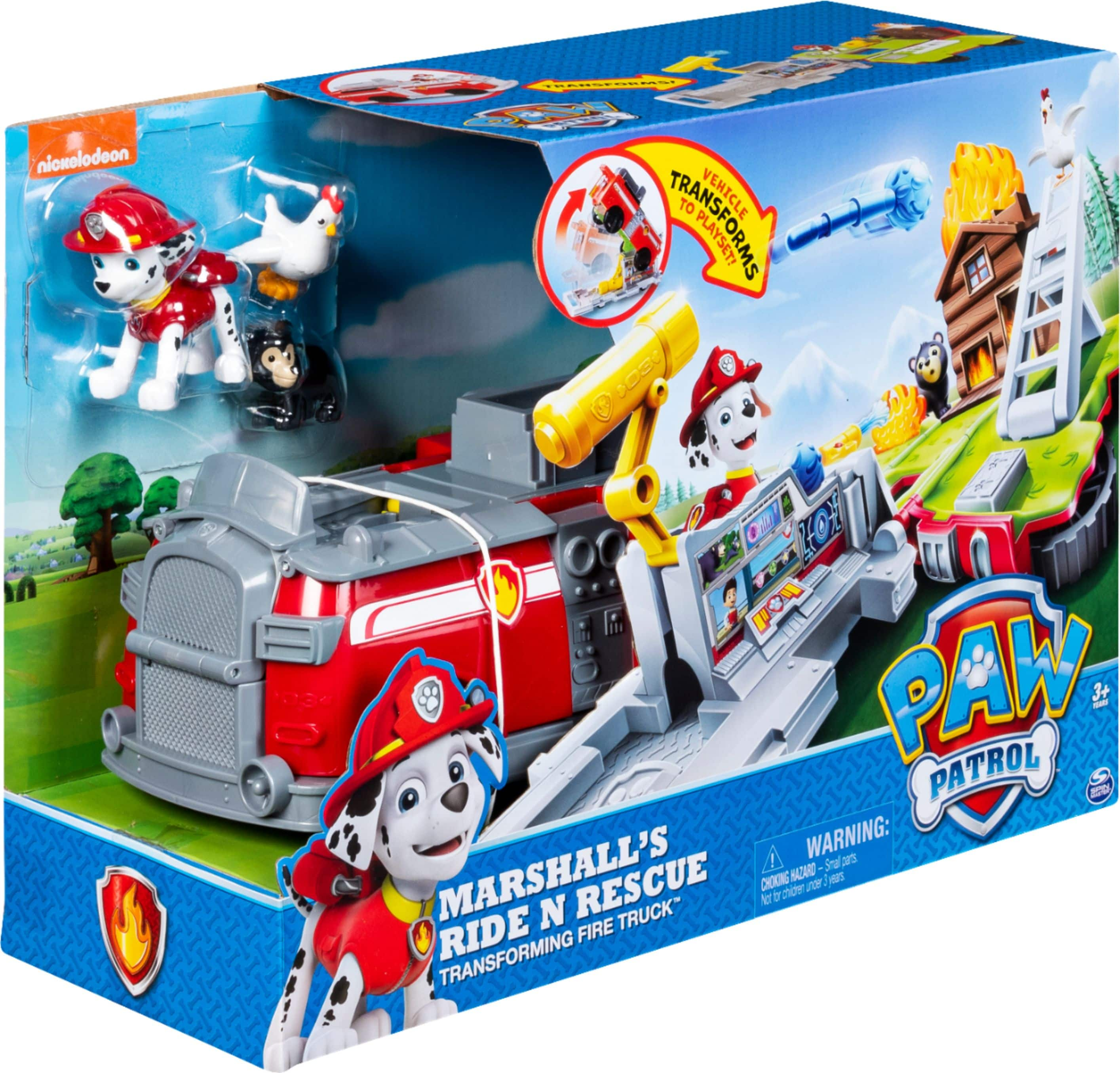 Best Buy: Paw Patrol - Ride 'n' Rescue 2-in-1 Playset $12.99 (Reg. $25)