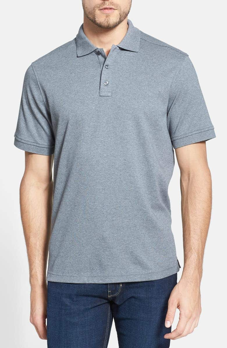 Nordstrom Men's Polo Shirts (Various Styles/Colors) $14.75 + Free Shipping