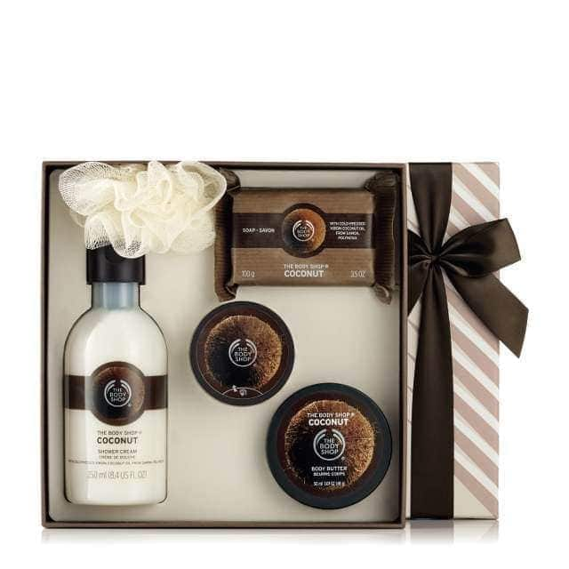 The Body Shop: Beauty Sale (Gift Sets) Save 50% + Free Shipping