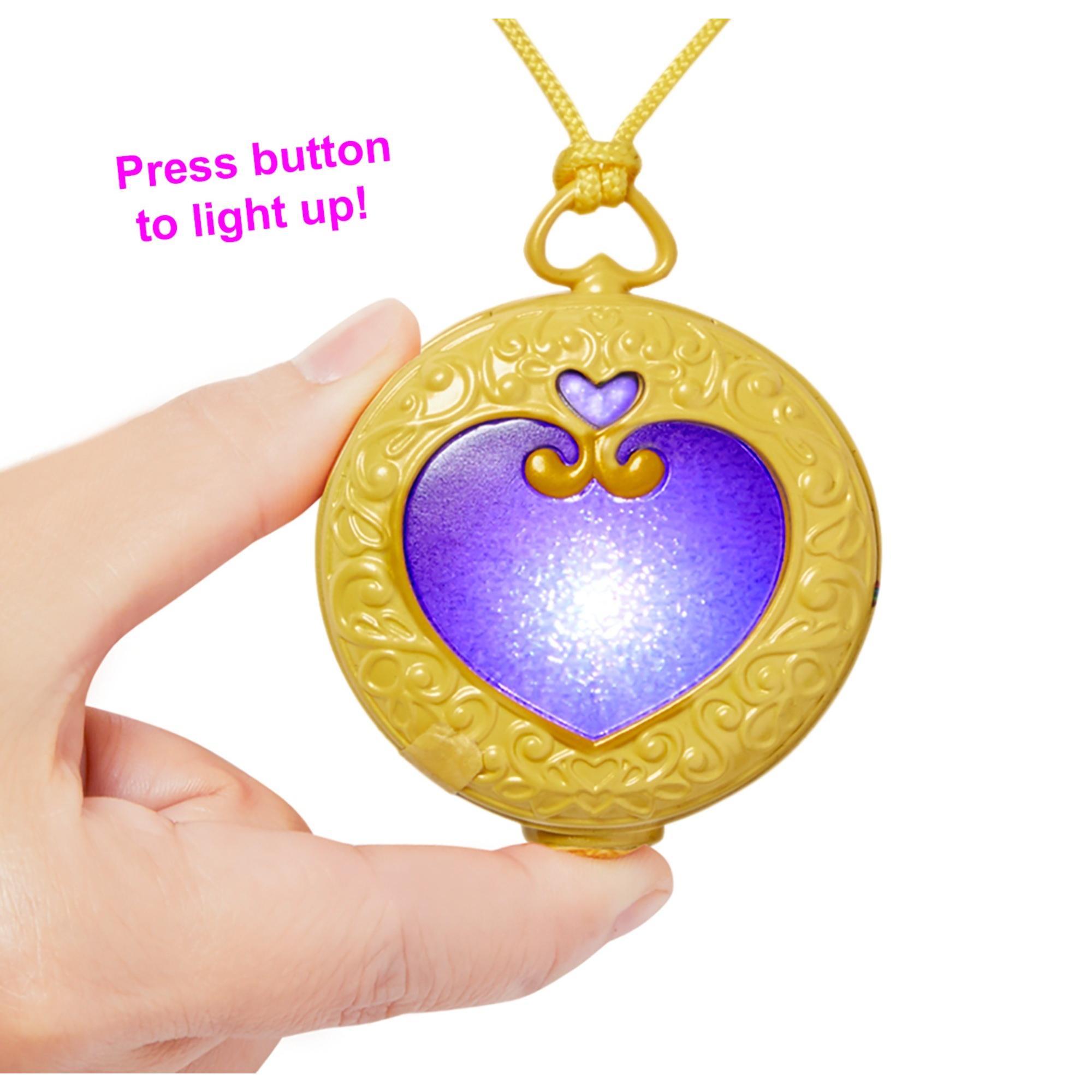 Amazon Prime: Nickelodeon Polly Pocket Tiny Power Light Up Locket $3.49 + Free Shipping
