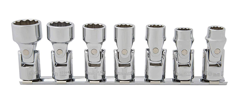 Lowe's: Kobalt 7-Piece Metric 3/8-in Drive 12-point Shallow Socket Set $7 (Save 80%)