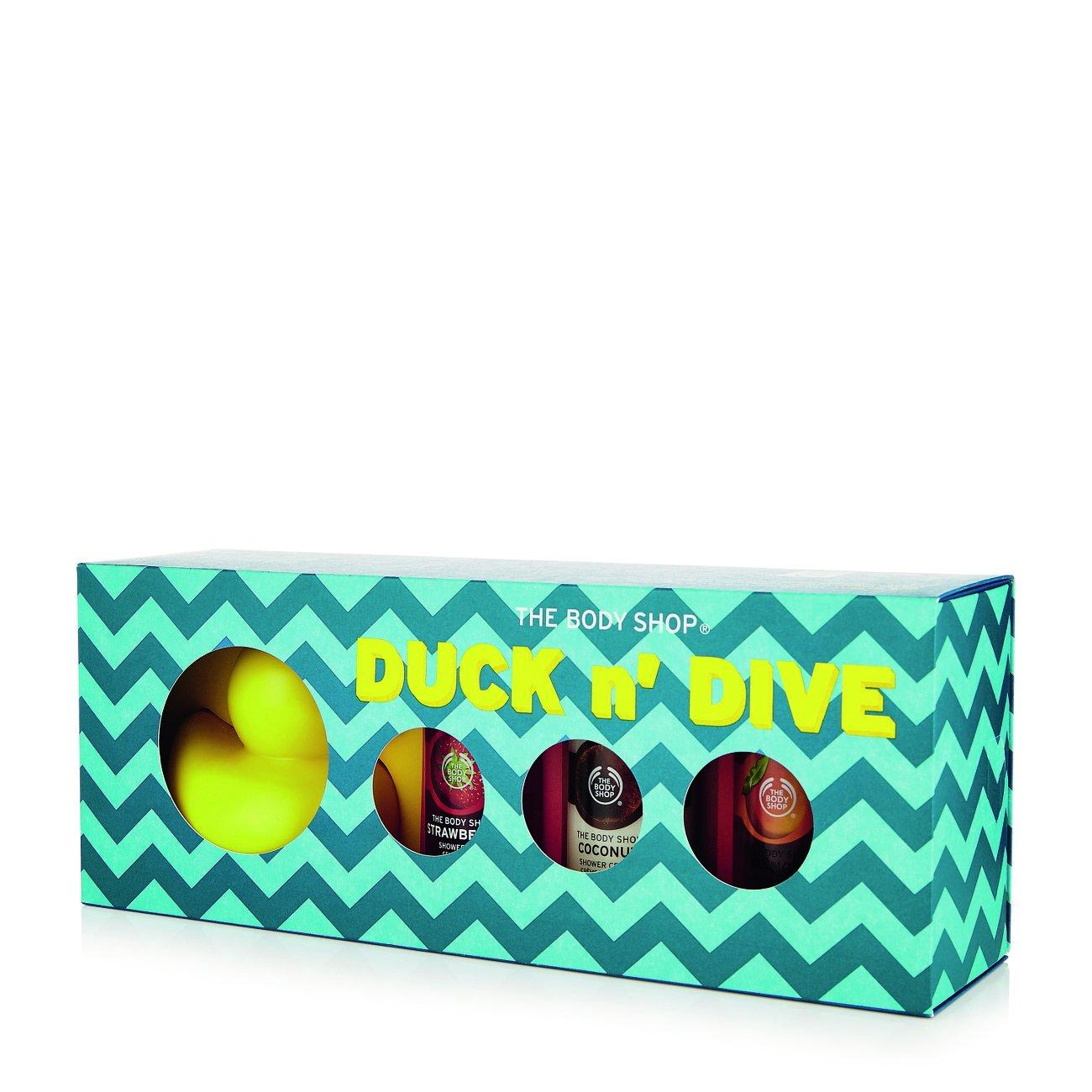 Amazon Prime: The Body Shop Duck 'n' Dive 4-Pc Body Shop $4.62 + Free Shipping