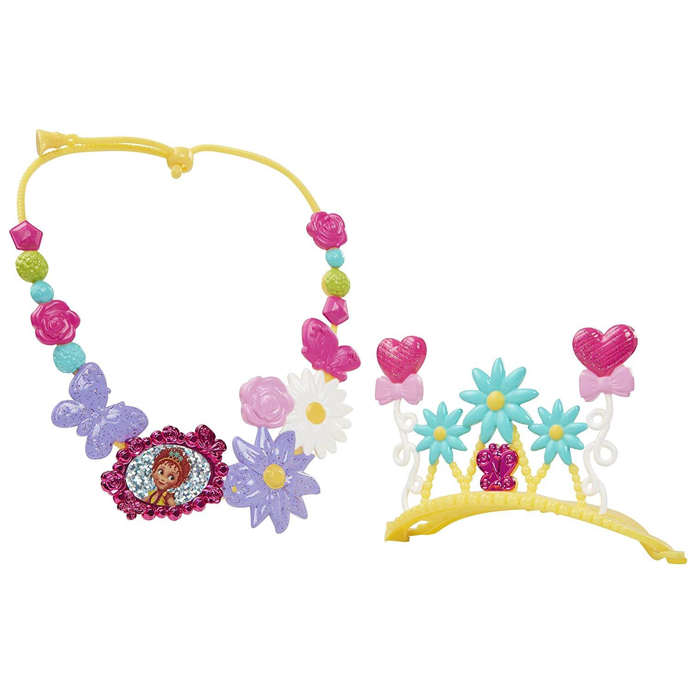 Amazon Prime: Disney Fancy Nancy Tiara & Necklace Set $2.90 + Free Shipping
