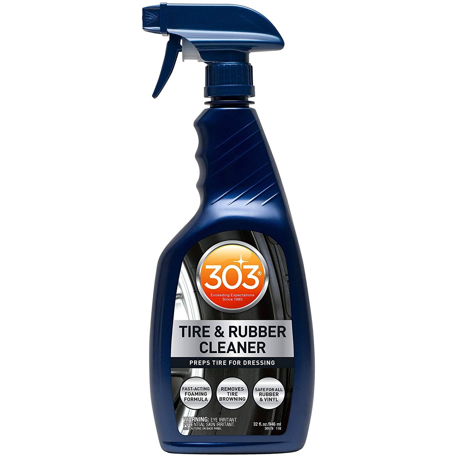 32-Oz 303 Products Tire and Rubber Cleaner $12 + Free Shipping w/ Prime