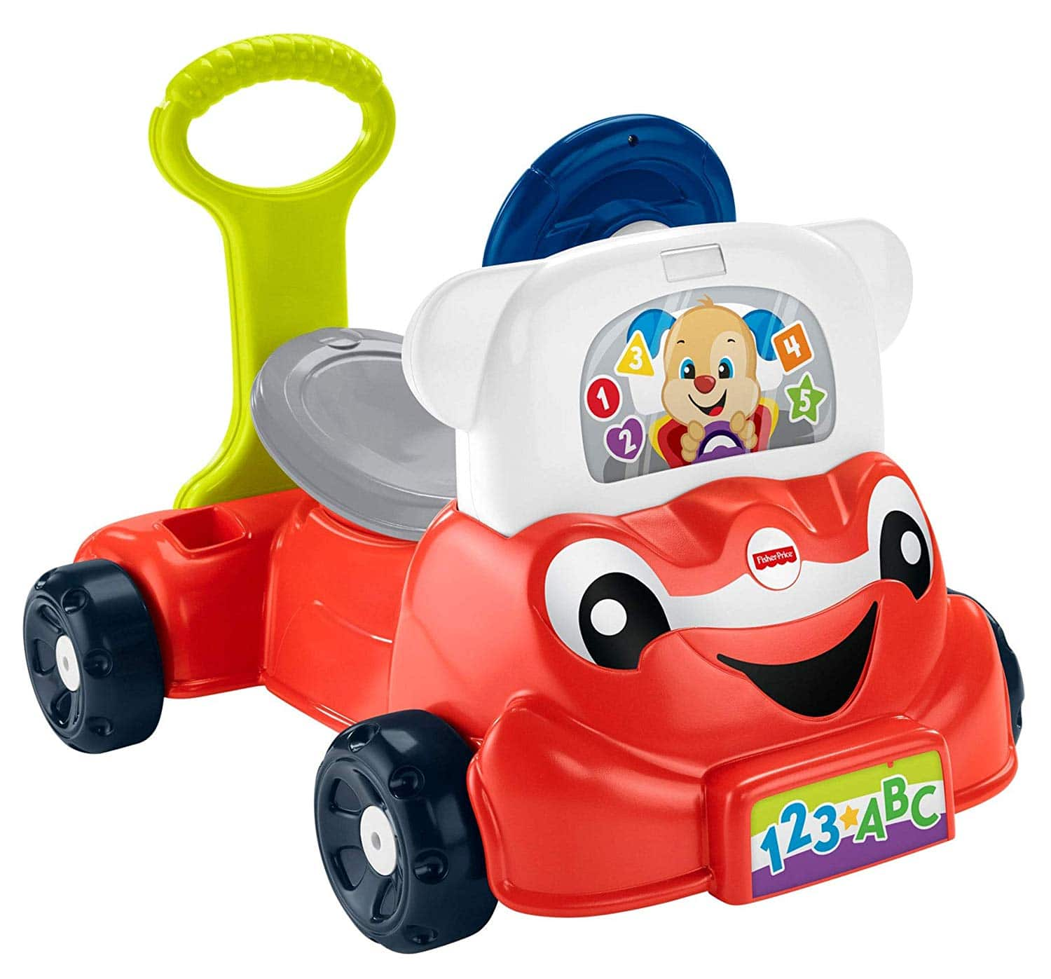 Fisher-Price Laugh & Learn 3-in-1 Smart Car $30 + Free Shipping